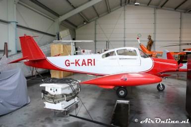 G-KARI Fuji FA-200-160 Aero Subaru