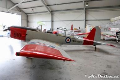 G-BWTG / WB671 De Havilland Canada DHC-1 Chipmunk T10