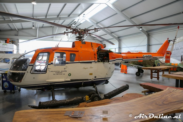 D-HHBW MBB Bo.105CBS-5