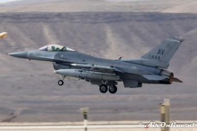 88-0444 / AV F-16C Block 40 510th FS United States Air Force