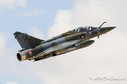 629 / 3-XO Dassault Mirage 2000D EC03.003 French Air Force
