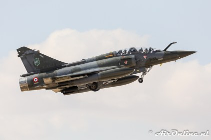 603 / 3-XL Dassault Mirage 2000D EC03.003 French Air Force