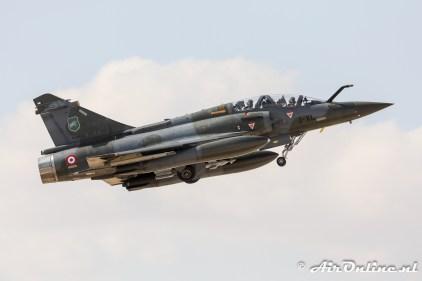 603 / 3-XL Dassault Mirage 2000D EC03.003 French Air Force