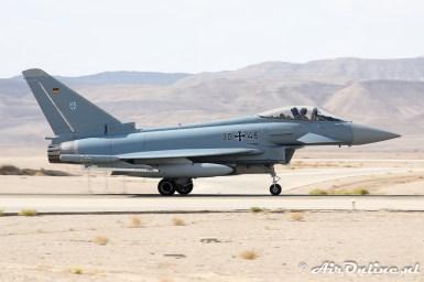30+46 Eurofighter EF-2000 Typhoon TLG73 German Air Force