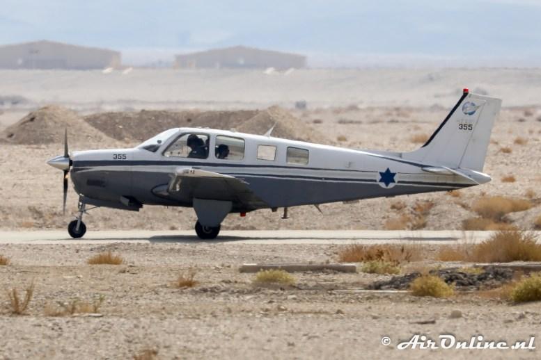355 Beech A36 Chofit (Bonanza) 135sq Israeli Air Force