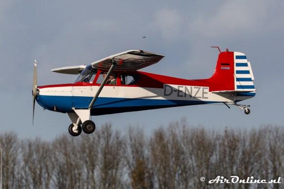 D-ENZE Scheibe SF-23C Sperling