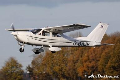 G-BAJE Cessna 177A Cardinal