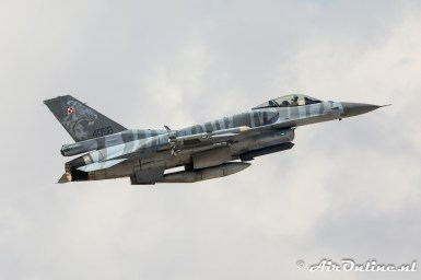 4056 F-16C Block 52 31 BLT Polish Air Force