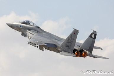 654 F-15A Baz 133sq Israeli Air Force