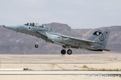 450 F-15D Baz 133sq Israeli Air Force