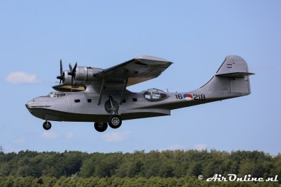 PH-PBY Consolidated PBY-5A Catalina