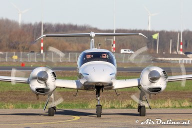 PH-DTS Diamond DA 42 Twins Star