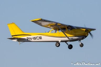 PH-WCM Reims/Cessna F.172M Skyhawk II