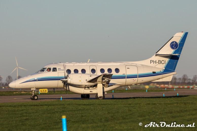PH-BCI British Aerospace BAe Jetstream 3200