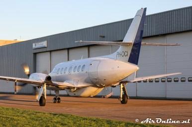 PH-OCI British Aerospace BAe Jetstream 3200