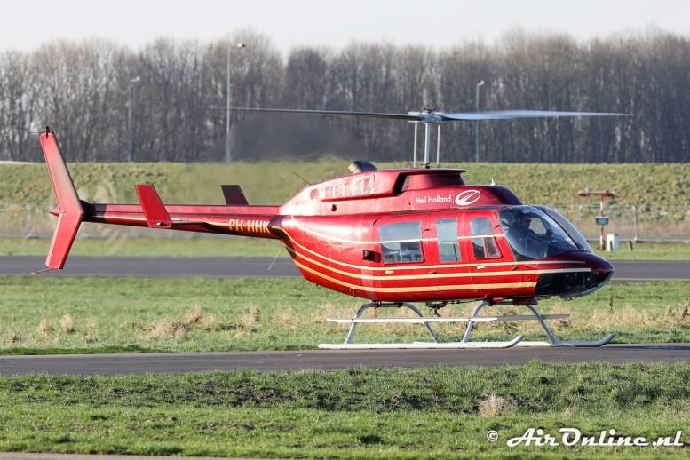 PH-HHK Bell 206L-1 LongRanger II
