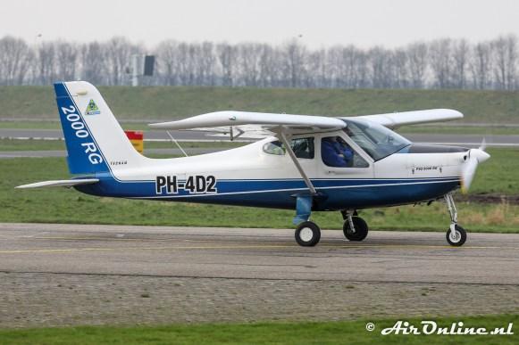PH-4D2 Tecnam P 92-2000 RG