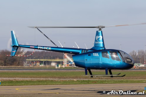PH-HCE Robinson R66 Turbine
