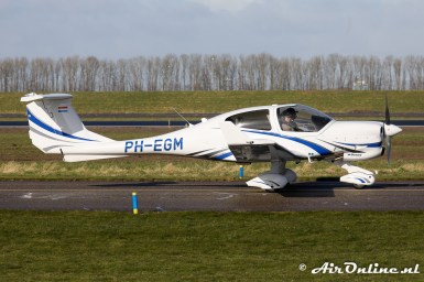 PH-EGM Diamond DA 40NG Star