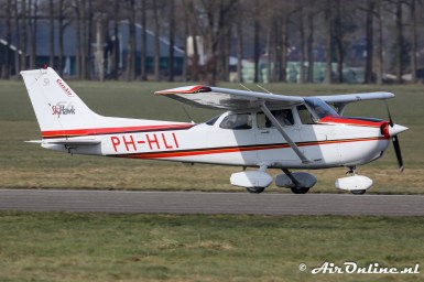 PH-HLI Cessna 172S Skyhawk SP