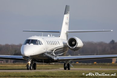 PH-HGT Cessna 680 Citation Sovereign+