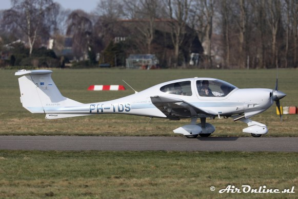 PH-TDS Diamond DA-40D Diamond Star TDI