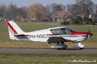 PH-NSC Robin DR-400-140B EcoFlyer