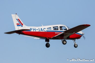 PH-JAC Piper PA-28-161 Warrior II