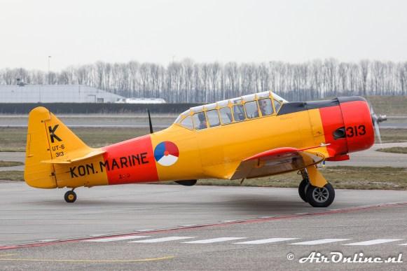 PH-TXN / 313 North American AT-6A Texan