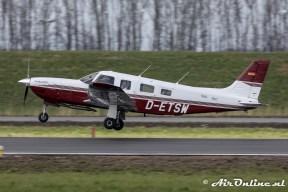 D-ETSWPiper PA-32R-301 Saratoga II HP
