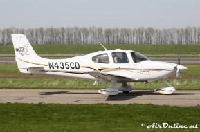 N435CD Cirrus SR22 g2