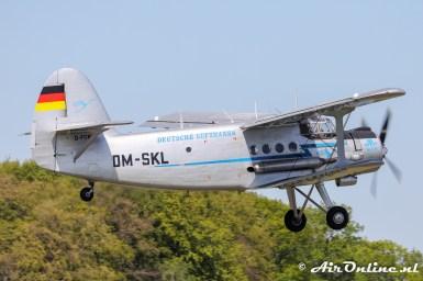D-FONL Antonov An-2T