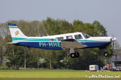 PH-MHE Piper PA-32R-301 Saratoga SP