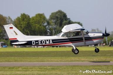 D-EOWA Reims/Cessna F172N Skyhawk II