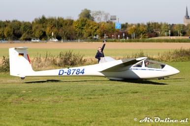 D-8784 Schleicher ASK 21