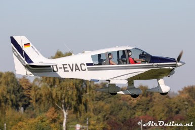 D-EVAC Robin DR400/180 Régent