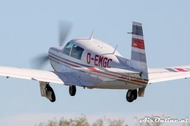 D-EMGC Mooney M20K-231