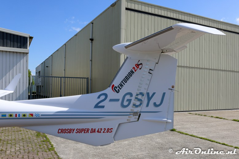 2-GSYJ Diamond Crosby Super DA 42 2.0S Twin Star