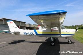 HB-CVZ Reims/Cessna F150J