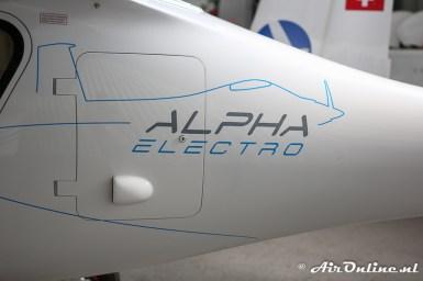 HB-SAA Pipistrel ALPHA Electro