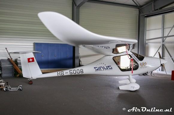 HB-5008 Pipistrel Sinus-912