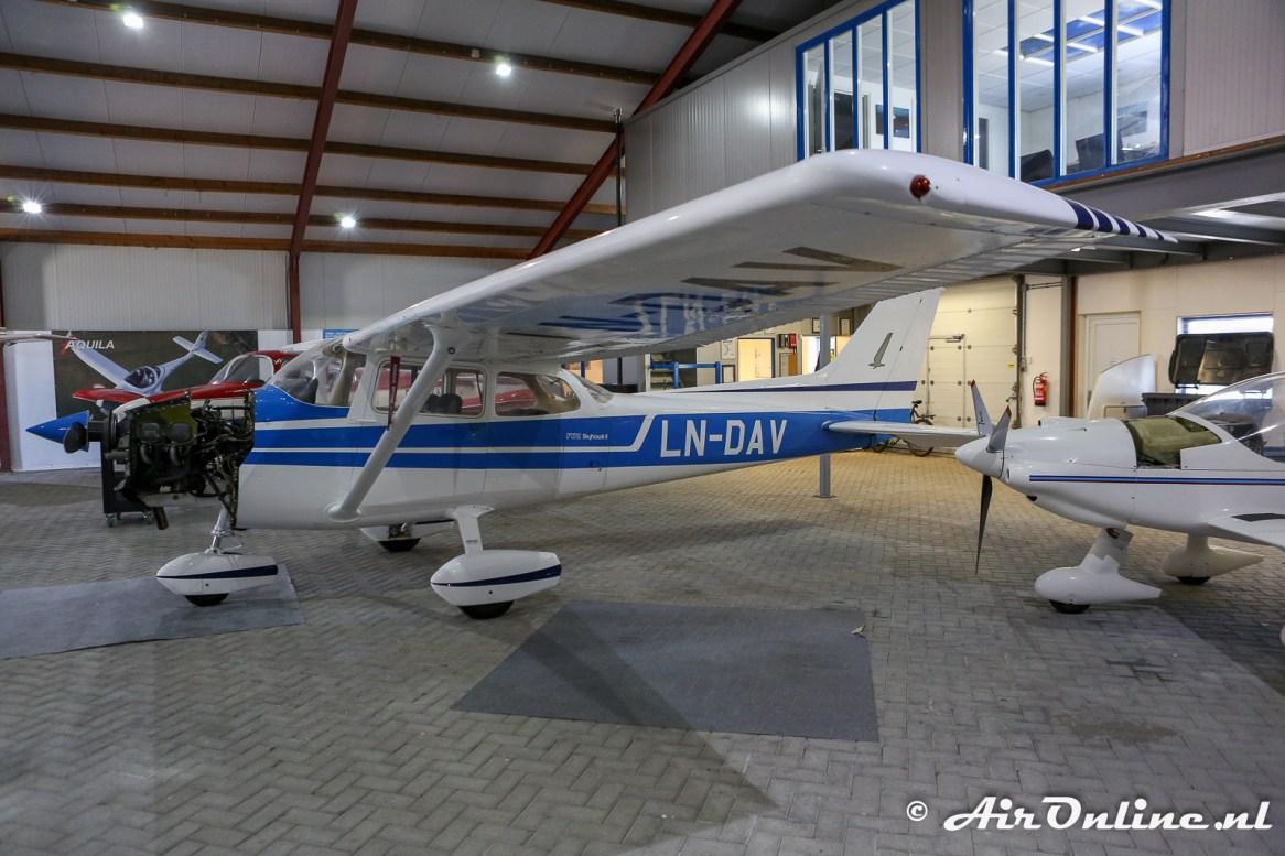 LN-DAV Reims/Cessna F172M Skyhawk
