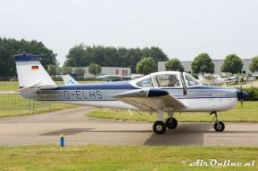 D-ELHS Fuji FA-200-180 Aero Subaru