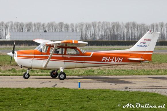 PH-LVH Reims/Cessna F172M Skyhawk