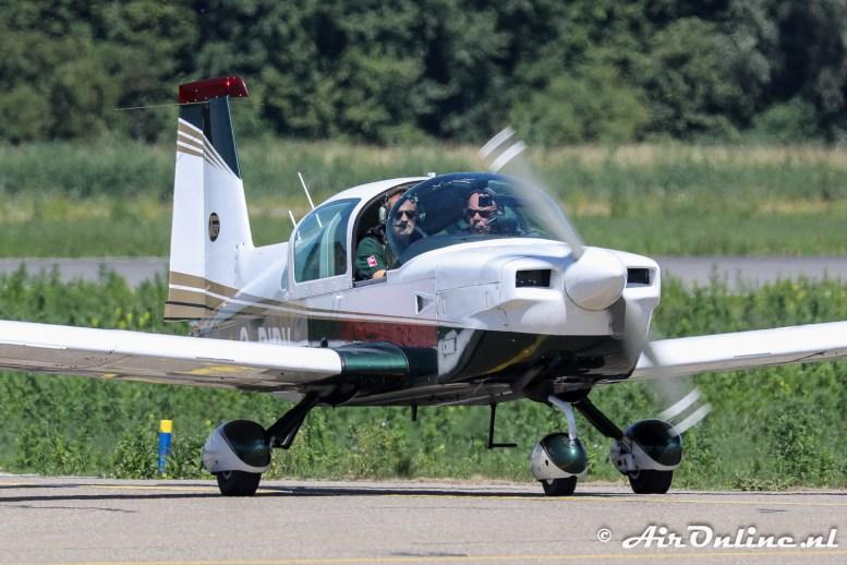 G-BIPV Grumman American AA-5B Tiger
