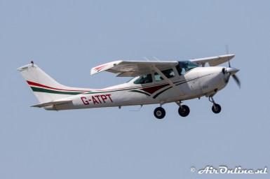 G-ATPJ Cessna 182J Skylane