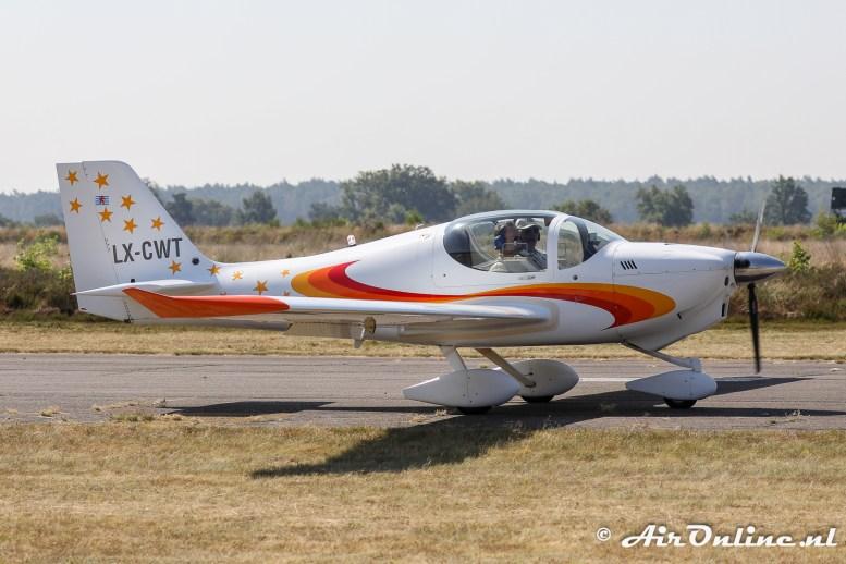 LX-CWT European Aviation Europa XS