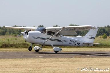 OO-CVE Cessna 172R Skyhawk II
