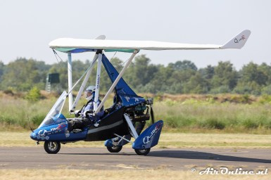 G-OOGY P and M Aviation QuikR