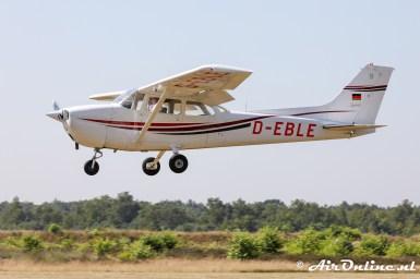 D-EBLE Reims/Cessna F172M Skyhawk